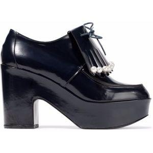 Robert Clergerie platform heels 9.5(39.5) BNWOB
